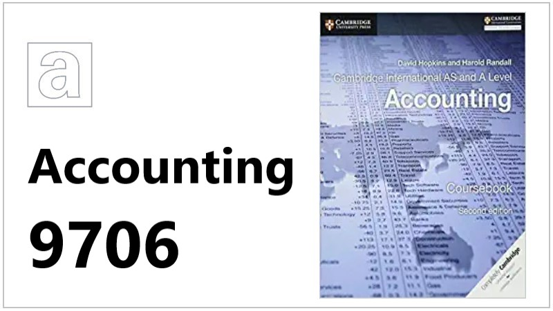 a level accounting 9706