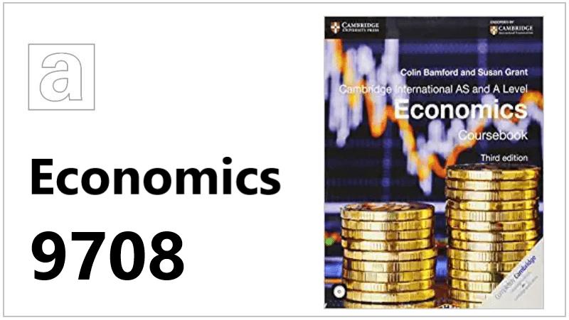 a level economics 9708